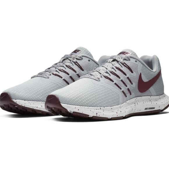 75ff15dd5 Nike Run Swift Womens Lace-up Running Shoes NWT